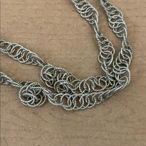 Jewelry - Long Circle Chain Necklace